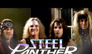 Steel Panther reaches 100,000 fans!