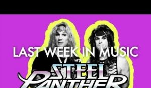 Steel Panther TV - This Week In Music #7
