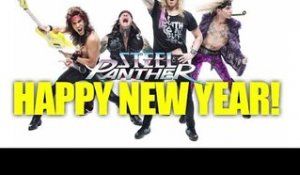 New Years Resolutions with Steel Panther