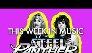 Steel Panther TV - This Week In Music #3