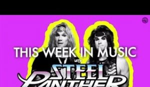 Steel Panther TV - This Week In Music #10