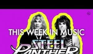 Steel Panther TV - This Week In Music #13