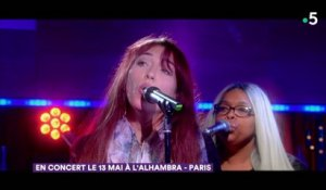 "Le live : Lauren Daigle ""You Say"" - C à Vous - 10/05/2019"