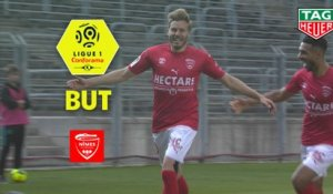 But Renaud RIPART (9ème) / Nîmes Olympique - AS Monaco - (1-0) - (NIMES-ASM) / 2018-19