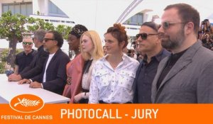 JURY - Photocall - Cannes 2019 - VF