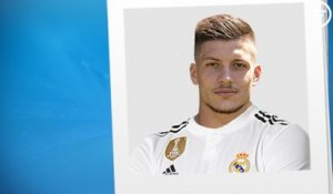 OFFICIEL : Luka Jović signe au Real Madrid
