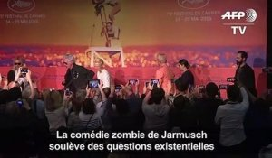 "Cannes: ""The Dead Don't Die"", pose des questions existentielles"