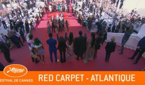 ATLANTIQUE - Red Carpet - Cannes 2019 - EV