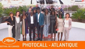ATLANTIQUE - Photocall - Cannes 2019 - VF