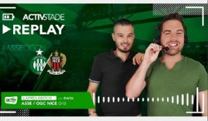 Replay : ASSE - OGCN