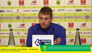 Replay  - FC Nantes - RC Strasbourg
