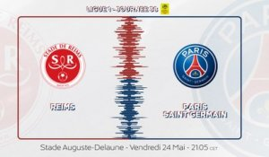 Stade de Reims - Paris Saint-Germain : La bande-annonce