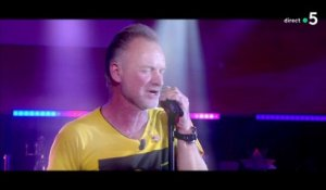 "Le live : Sting ""If you love somebody, set them free"" - C à Vous - 29/05/2019"