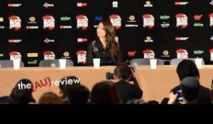 Ailee MAMA 2012 Press Conference