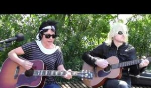 "The Superjesus ""Gravity"" (2014) LIVE and Acoustic on the AU sessions"