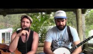 Interview: Mustered Courage (Melbourne) at Festival of the Sun (FOTSUN) 2013!