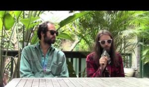 Crystal Fighters Interview: Sebastian Pringle & Graham Dickson in Australia (January 2014)