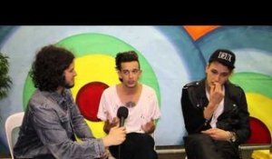 Interview: The 1975 at the Big Day Out Sydney (2014)