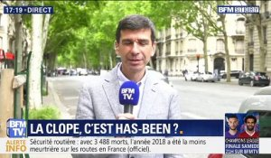 La clope, c'est has-been ?