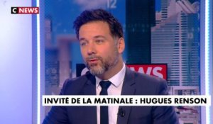 L'interview d'Hugues Renson