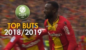 Top 10 Buts | saison 2018-19 | Domino's Ligue 2