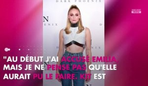 Game of Thrones : Sophie Turner balance le nom du responsable du gobelet oublié