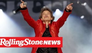 Mick Jagger Talks Stones Tour in First Post-Surgery Interview | RS News 6/11/19