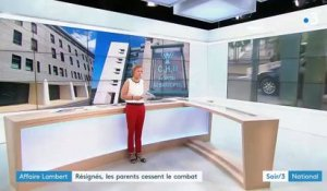 Affaire Vincent Lambert : les parents cessent le combat