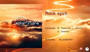 Blueberry - Rock spirit