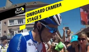 Onboard camera - Étape 5 / Stage 5 - Tour de France 2019