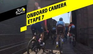 Onboard camera - Étape 7 / Stage 7 - Tour de France 2019