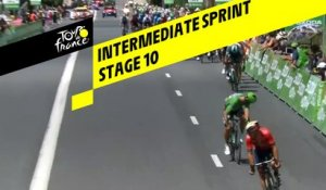 Intermediate Sprint  - Étape 10 / Stage 10 - Tour de France 2019