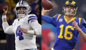 Goff vs. Prescott: Who'll throw more TDs in '19?