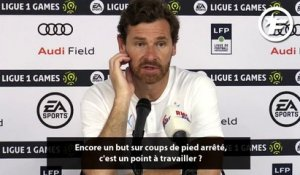 OM 2 - 1 Bordeaux : la réaction de Villas-Boas