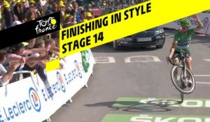 Finir en beauté / Finishing in style - Étape 14 / Stage 14 - Tour de France 2019
