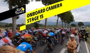 Onboard camera - Étape 15 / Stage 15 - Tour de France 2019