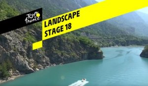 Landscape - Étape 18 / Stage 18 - Tour de France 2019