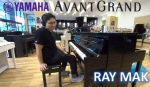 Yiruma - River Flows in You by Ray Mak - Yamaha Avant Grand NU1X CFX