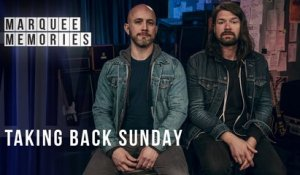 Marquee Memories: Taking Back Sunday Recollects Their Favorite Concerts