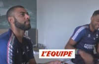 Ngapeth et Bultor se chambrent sur FIFA - Volley - WTF