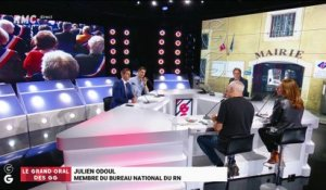 Le Grand Oral de Julien Odoul, membre du bureau national du RN - 13/08