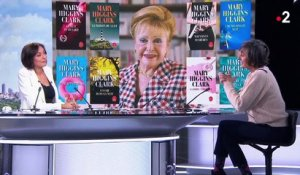 "Littérature : mort de la ""reine du suspense"", Mary Higgins Clark"