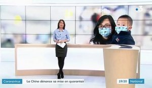 Coronavirus : la Chine accuse Washington de semer la panique