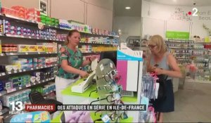 Ile-de-France : les pharmacies de plus en plus cambriolées