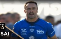 TOP 14 - Essai Thomas COMBEZOU (CO) - Castres - Bordeaux-Bègles - J3 - Saison 2019/2020