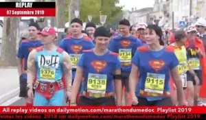 Replay Marathon du Médoc 2019-Ambiance avant course 1- Atmosphere before the start 1