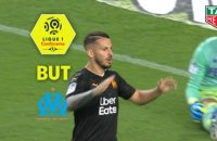 But Dario BENEDETTO (38ème) / AS Monaco - Olympique de Marseille - (3-4) - (ASM-OM) / 2019-20