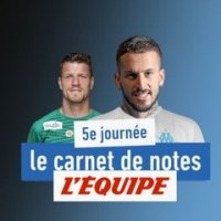 De Butelle à Benedetto, le carnet de notes de la 5e journée - Foot - L1