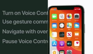 How to navigate with Voice Control on your iPhone - Apple Support
