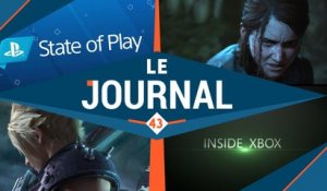STATE OF PLAY, LAST OF US PART II et INSIDE XBOX : Le debrief !  | LE JOURNAL #44